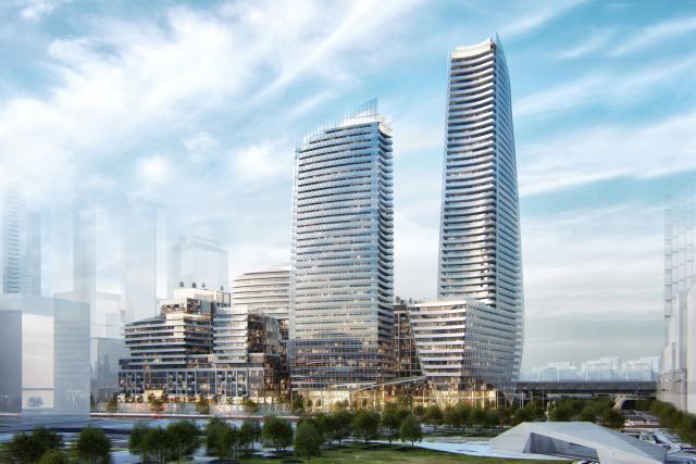 Lakeside Condos - Full Building View